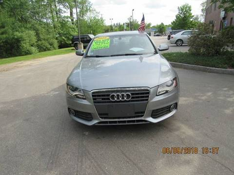 2011 Audi A4 for sale at Heritage Truck and Auto Inc. in Londonderry NH