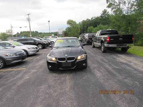 2010 BMW 3 Series for sale at Heritage Truck and Auto Inc. in Londonderry NH