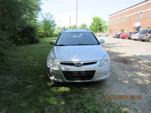 2010 Hyundai Elantra Touring for sale at Heritage Truck and Auto Inc. in Londonderry NH
