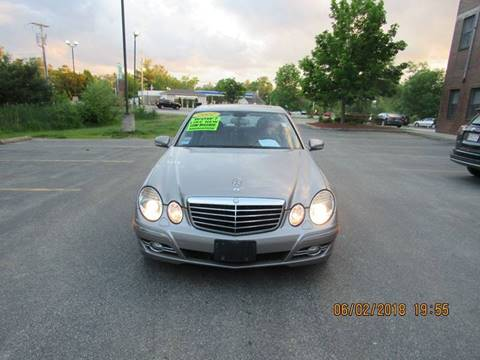 2007 Mercedes-Benz E-Class for sale at Heritage Truck and Auto Inc. in Londonderry NH