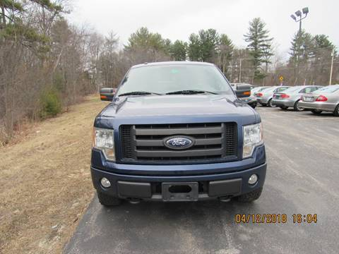 2009 Ford F-150 for sale at Heritage Truck and Auto Inc. in Londonderry NH