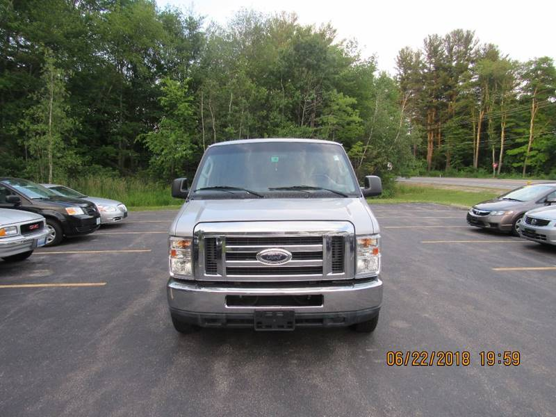 2011 Ford E-Series Wagon for sale at Heritage Truck and Auto Inc. in Londonderry NH