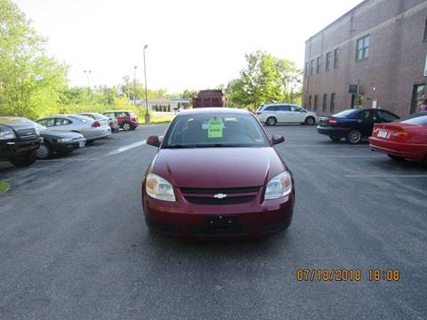2007 Chevrolet Cobalt for sale at Heritage Truck and Auto Inc. in Londonderry NH