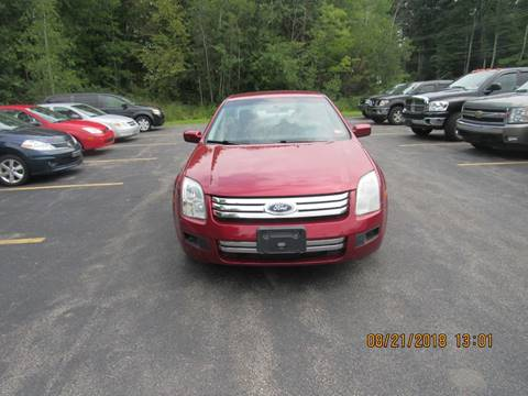 2006 Ford Fusion for sale at Heritage Truck and Auto Inc. in Londonderry NH