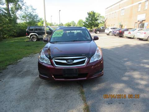 2012 Subaru Legacy for sale at Heritage Truck and Auto Inc. in Londonderry NH