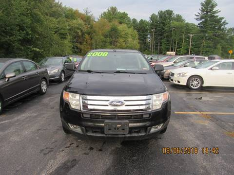 2008 Ford Edge for sale at Heritage Truck and Auto Inc. in Londonderry NH