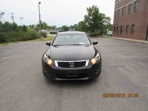 2010 Honda Accord for sale at Heritage Truck and Auto Inc. in Londonderry NH