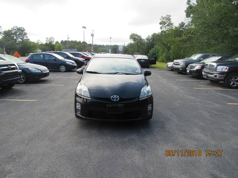 2010 Toyota Prius for sale at Heritage Truck and Auto Inc. in Londonderry NH