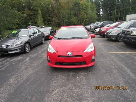 Used 2012 Toyota Prius C For Sale In Warsaw Mo Carsforsale