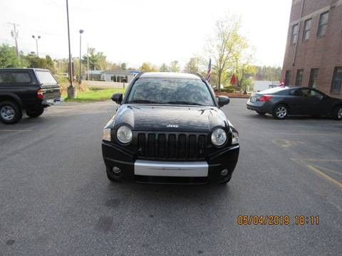 2007 Jeep Compass for sale in Londonderry, NH
