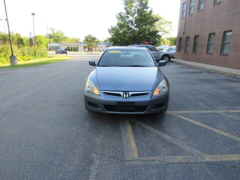 2007 Honda Accord for sale at Heritage Truck and Auto Inc. in Londonderry NH