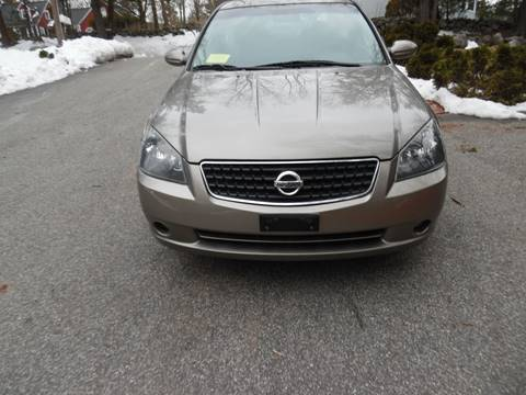 2006 Nissan Altima for sale in Londonderry, NH