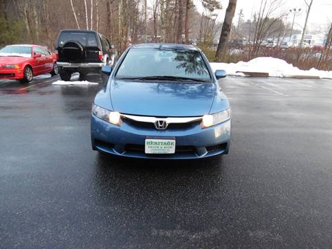 2011 Honda Civic for sale in Londonderry, NH