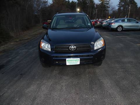 2006 Toyota RAV4 for sale in Londonderry, NH