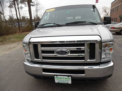 2011 Ford E-Series Wagon for sale in Londonderry, NH
