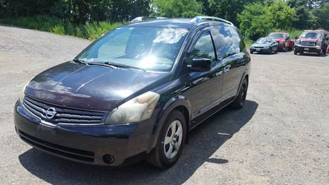 2008 Nissan Quest For Sale In Altoona Pa Carsforsale