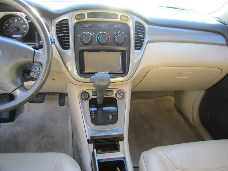 2003 Toyota Highlander Limited 4dr SUV - Cartersville GA