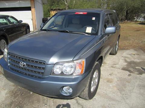 2003 Toyota Highlander for sale in Cartersville, GA