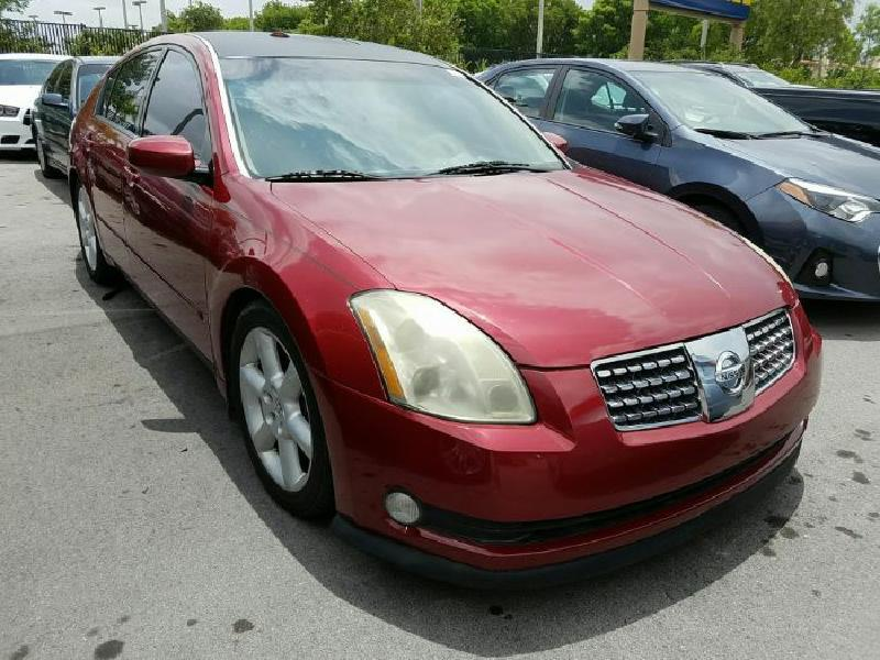 2005 Nissan Maxima SE - Cartersville GA