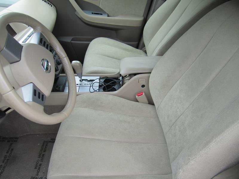 2005 Nissan Murano SL 4dr SUV - Cartersville GA