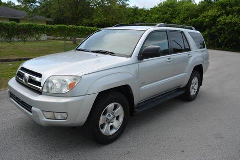 2005 Toyota 4Runner for sale in Cartersville, GA