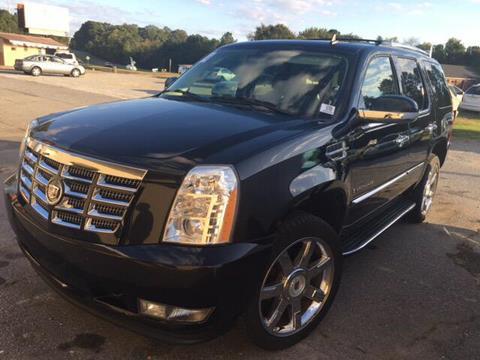 2009 Cadillac Escalade for sale in Cartersville, GA