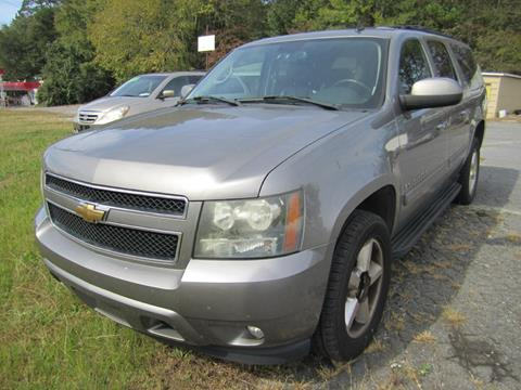 2007 Chevrolet Suburban for sale in Cartersville, GA
