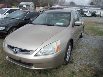 2004 Honda Accord for sale in Cartersville, GA