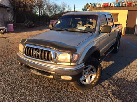 2002 Toyota Tacoma for sale in Cartersville, GA