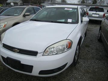 2010 Chevrolet Impala for sale in Cartersville, GA