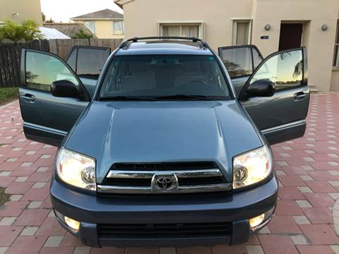 2005 Toyota 4Runner for sale in Cartersville, GA