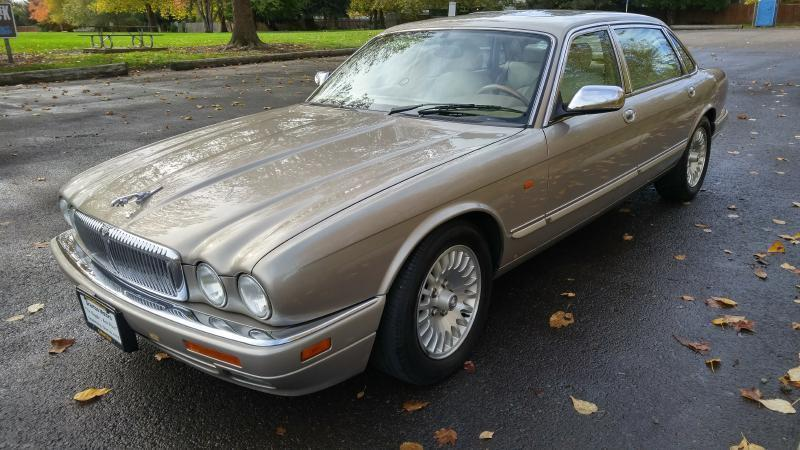 1996 Jaguar XJ Series For Sale At GRAVITAS MOTORS In Salem OR