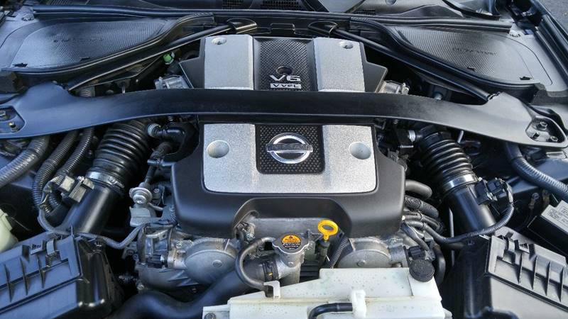 2010 Nissan 370Z for sale at GRAVITAS MOTORS in Salem OR