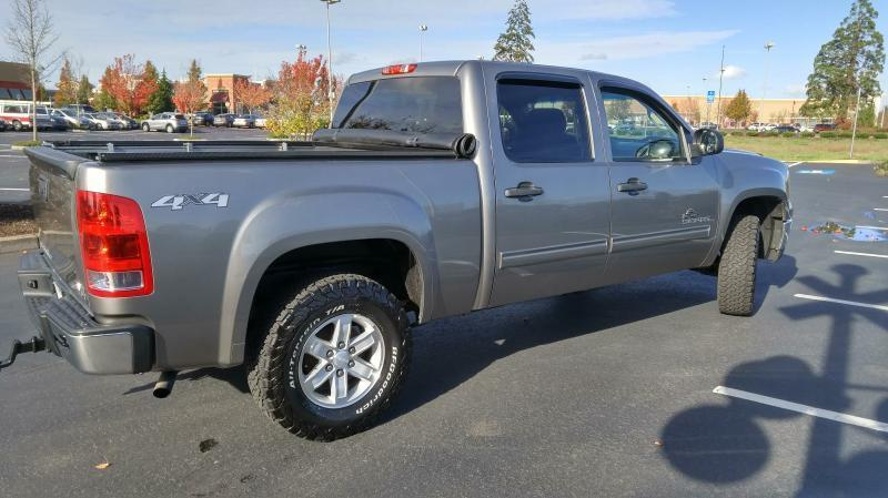 2012 GMC Sierra 1500 for sale at GRAVITAS MOTORS in Salem OR