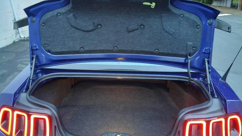 2014 Ford Mustang for sale at GRAVITAS MOTORS in Salem OR
