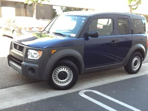 2003 Honda Element for sale in Whittier, CA