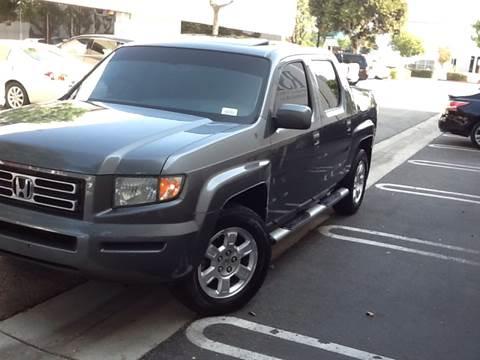 2008 Honda Ridgeline for sale in Whittier, CA