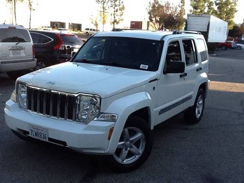 2011 Jeep Liberty for sale in Whittier, CA