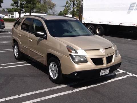 2004 Pontiac Aztek for sale in Whittier, CA