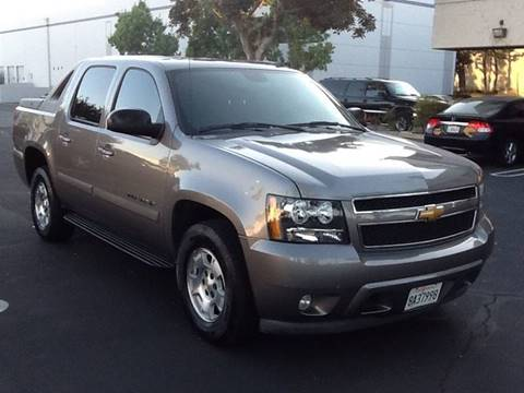 2007 Chevrolet Avalanche for sale in Whittier, CA