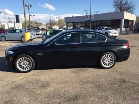 2011 BMW 5 Series for sale in Wichita, KS