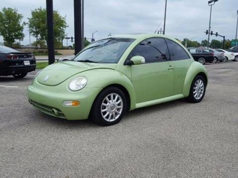 2004 Volkswagen New Beetle for sale in Wichita, KS
