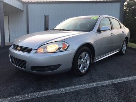 2010 Chevrolet Impala for sale in Bluff City, TN
