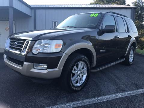2008 Ford Explorer for sale in Bluff City, TN