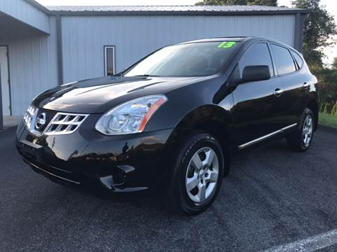 2013 Nissan Rogue for sale in Bluff City, TN