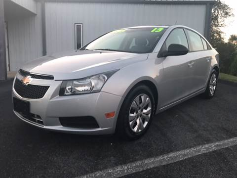 2013 Chevrolet Cruze for sale in Bluff City, TN