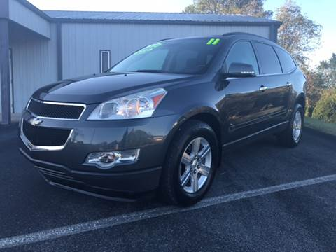 2011 Chevrolet Traverse for sale in Bluff City, TN