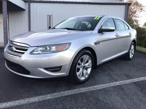 2011 Ford Taurus for sale in Bluff City, TN