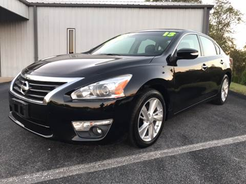 2013 Nissan Altima for sale in Bluff City, TN