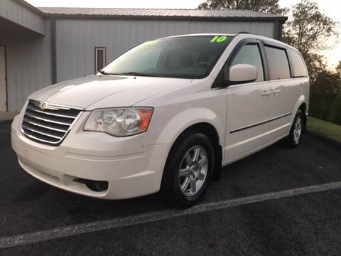 2010 Chrysler Town and Country for sale in Bluff City, TN